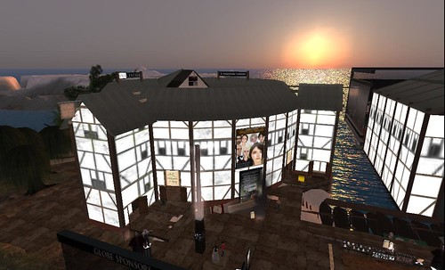 Globe Theater - 12th night - the SL Globe