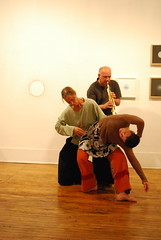 (Johnny Clark) Tags: chicago art dance improv kirstie simson