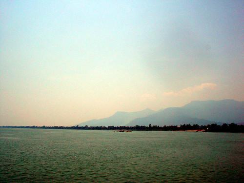 20.到Champasak要先渡過湄公河