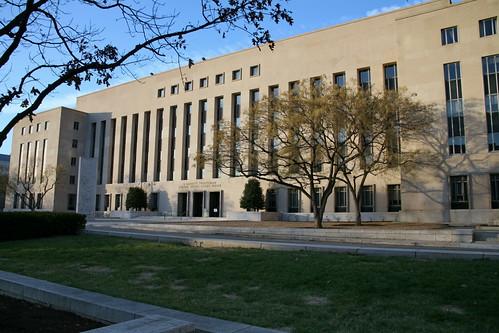 E. Barrett Prettyman US Courthouse