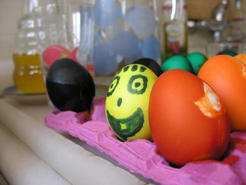 Egy vidám tojás