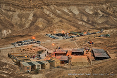 masada   night camp (A   M) Tags: camping sleeping sea nature night dead israel desert lodging  talk trips bags isreal  masada judea