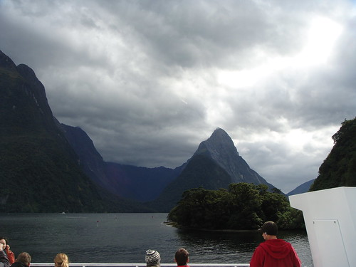 The Incredible Milford Sound