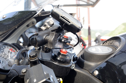 navigation on XB12R