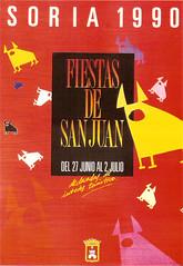 Cartel San Juan 1990