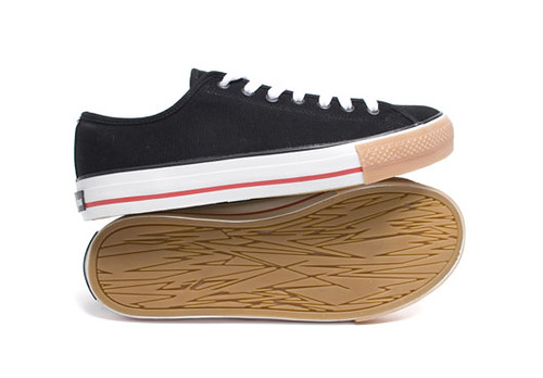 The Hundreds - Valenzuela Low Black/Gum