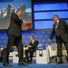 Erdogan, Ki-moon, Moussa - World Economic Forum Annual Meeting Davos 2009
