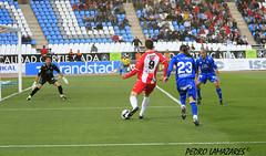 FX35 (Pedro Lamazares) Tags: de el gol soriano ante numancia