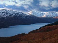 Loch Lomond Scotland (Martin~H) Tags: mountain lake landscape scotland scenery argyll loch lomond