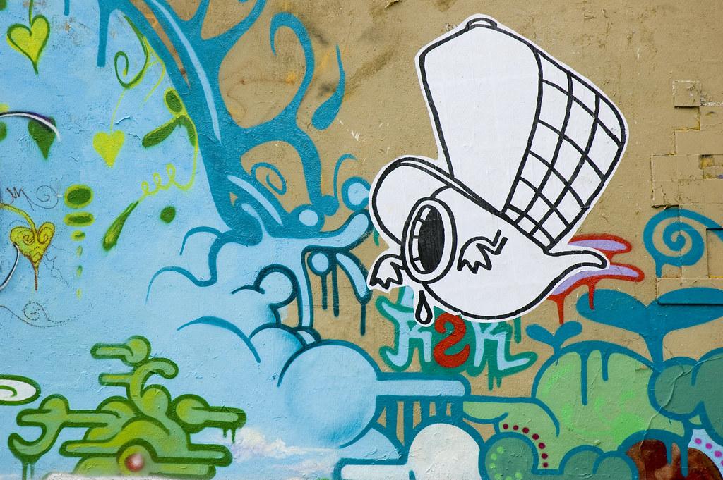 GRAFFITI / STREET ART - Page 5 3510044811_17d7e49951_b