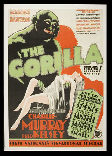 THE GORILLA 1927