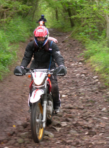 LLangollen Easy Offroad Ride May 2009 002