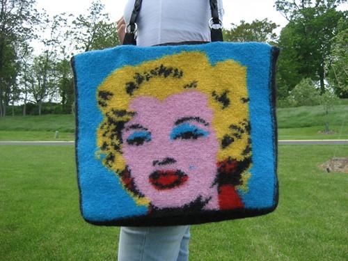 Marilyn blue