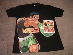 PunchOut!! Shirt