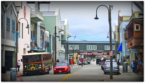 Old Cannery Row