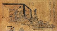 晋-顾恺之-列女仁智图6
