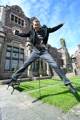 (Johannes Martinsson) Tags: castle jump brother wide andreas slott martinsson