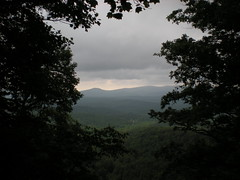 18 - View From Top of Amicalola Falls