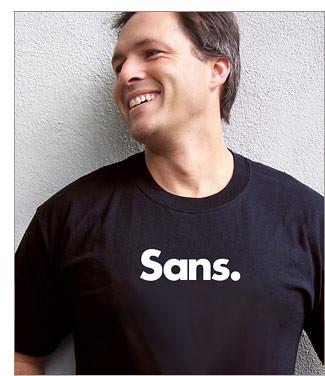 camisetas sans / seif