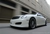Infiniti G35 Coupe - Rig Shot (CandlestickPark) Tags: skyline la losangeles nikon downtown wheels tint tokina rig nikkor custom import coupe g35 lowered jdm modded bbk infiniti 20s brembo nismo d300 bodykit ings chargespeed rigshot 1116mm 1116mmf28