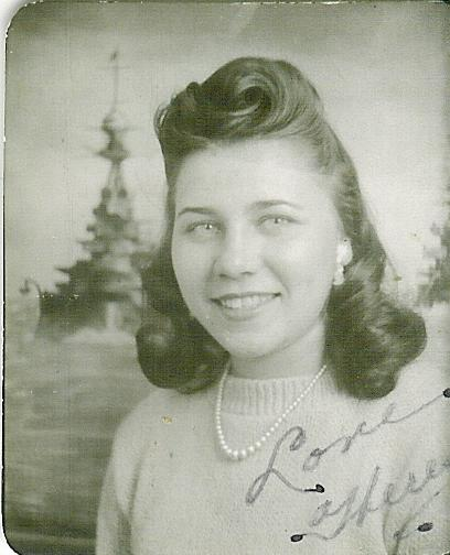 Grandma Theresa