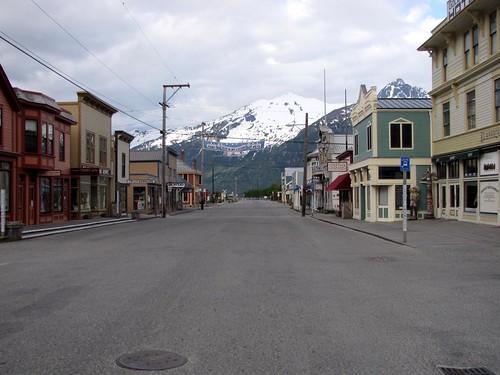 Alaskan drive - day 13-21