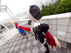 _5318688 (punimoe) Tags: cosplay fate harumi   fatestaynight  fatehollowataraxia  hal  halin carenhortensia