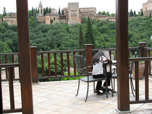 Granada University Residencia