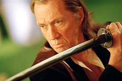 David Carradine Kill Bill