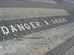 """""""Danger from the Left!"""""""