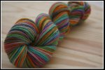 'Shine' *Kettle dye* on Inspire BFL