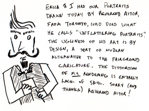 366 Cartoons - 138 - Reverend Aitor