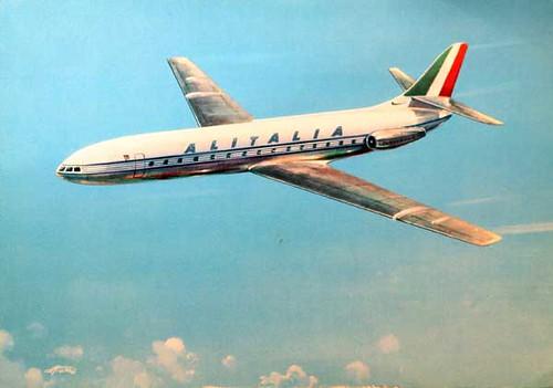 Alitalia Caravelle III SE 210