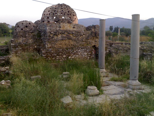 Hamam of Asayolük