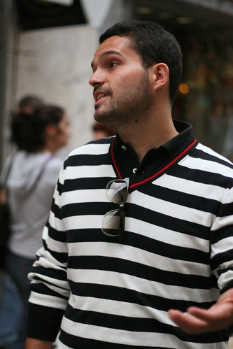 Por falar em riscas.. / Speaking about stripes..