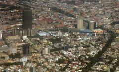 Mxico City 10 (Arquepoetica) Tags: city sky urban mxico aerialview ciudad aerial cielo stadt urbano mx aire area citta windowseat aerea areo vistaarea desdeelaire