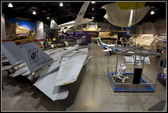 Tulsa Air and Space Museum (Cat2398) Tags: canon airplane flying space ultrawide 1022mm airandspace learjet tulsaok f14tomcat jpats tulsaairandspacemuseum ranger2000 lear24d mcintyrehangar
