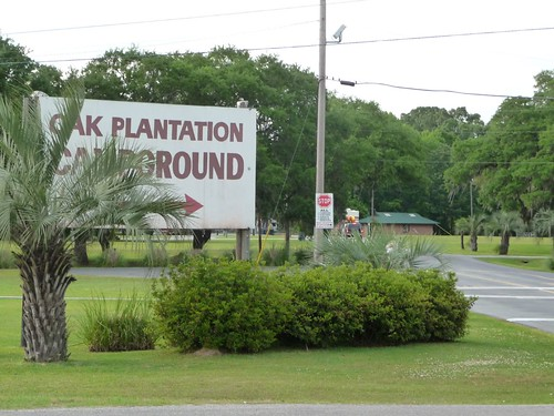 oak plantation campground.