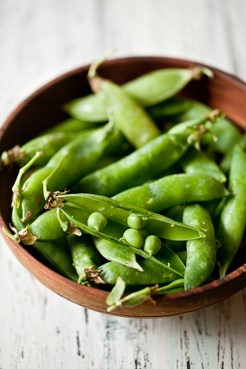 Fresh Local Peas