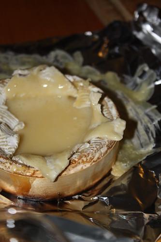Camembert Rôti Ouverture