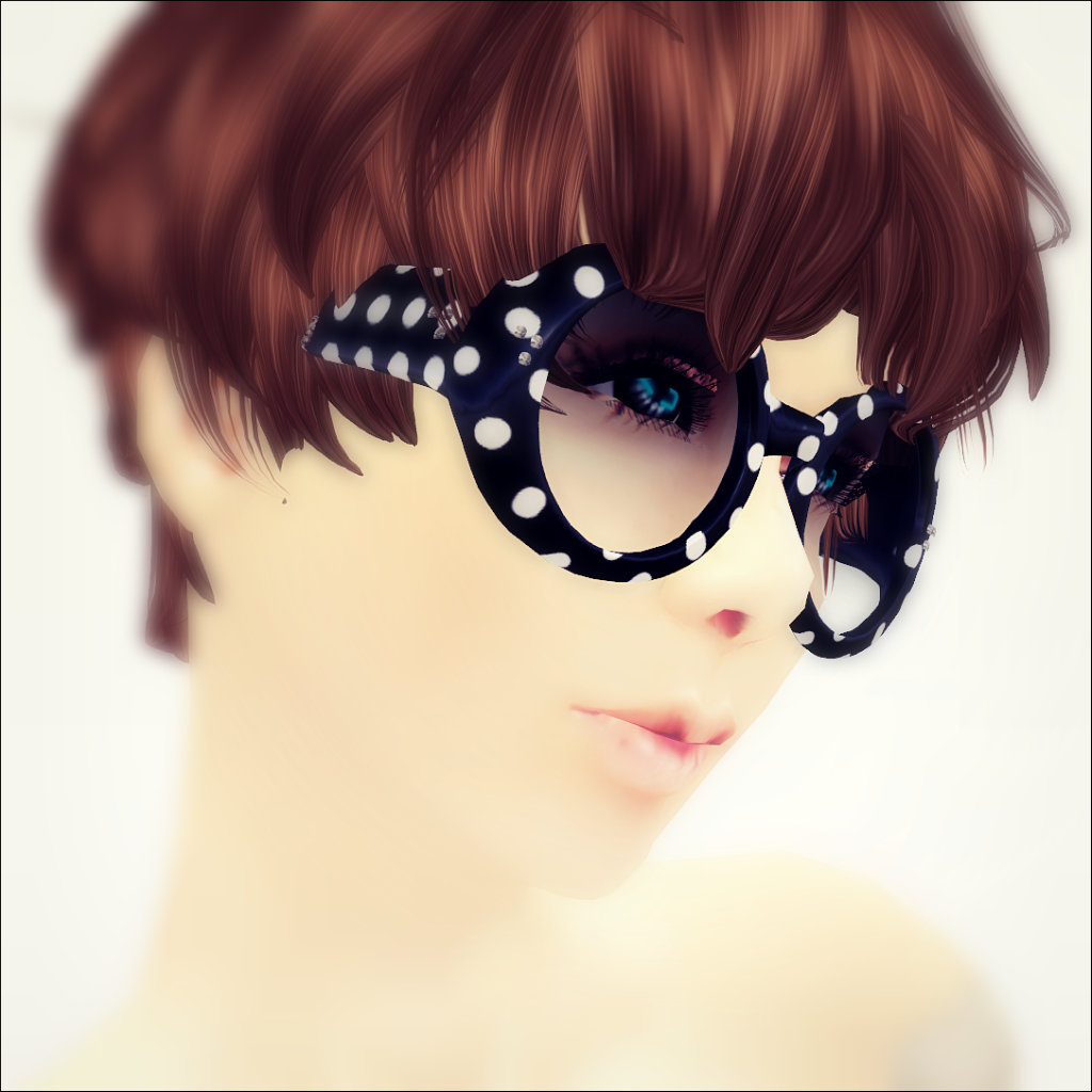 DECO - Swank Glasses Polka Dots 'Fifty Linden Fridays'