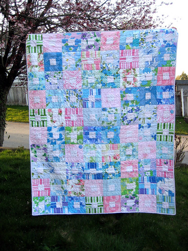 fat quarterly quilt