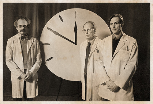 orginal doomsday clock