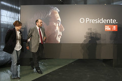 Presentación pre campaña (PSdeG-PSOE) Tags: santiago galicia santiagodecompostela elecciones psoe campaña touriño eleccións psdeg acorua ricardovarela marbarcón autonómicas2009