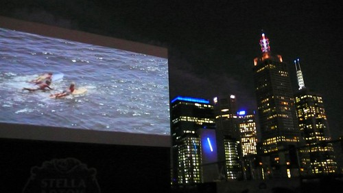 the rooftop cinema