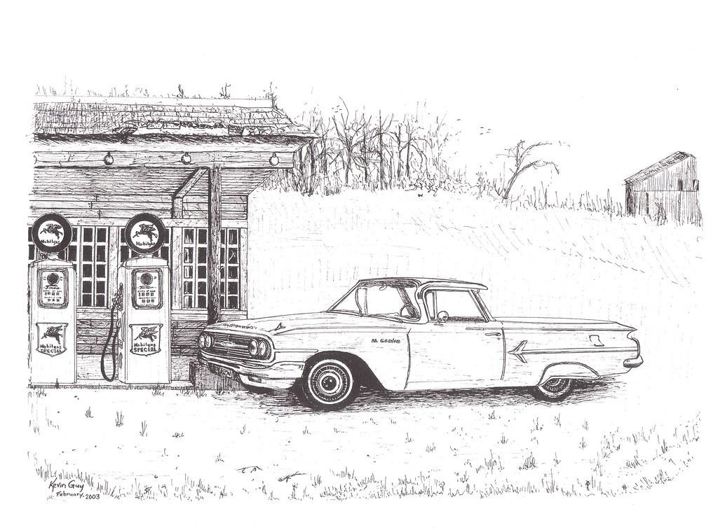 60s bug car