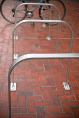 New staple racks on transit mall-1