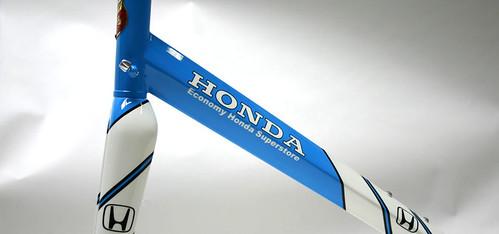 Lynskey Custom Honda Frame
