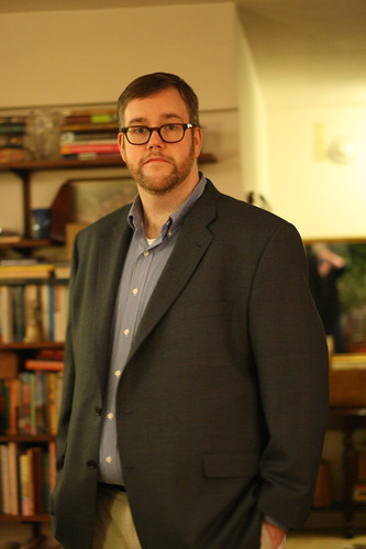 Scott McNulty, author