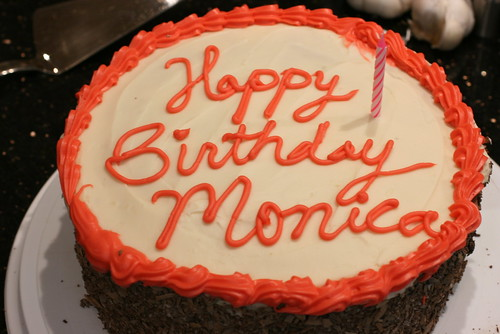 Monica's Birthday Cake 3